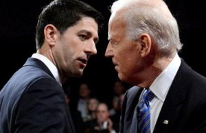 Joe Biden Versus Paul Ryan