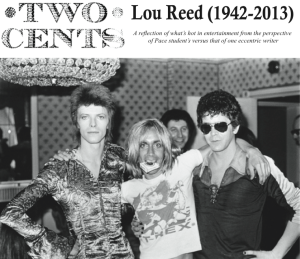 Two Cents – Lou Reed