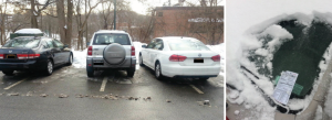 Pace Winter Parking Proves Difficult For Students
