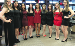 Delta Phi Epsilon Hosts Second Annual 65 Roses Event