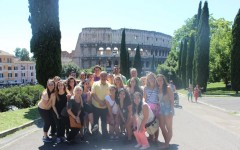Rome Course Marks Tenth Anniversary