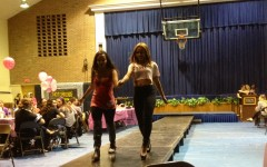 Students Strut Their Stuff For A Pink Cause