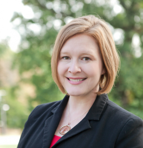 Rachel Carpenter adapts as fill-in Dean for Students