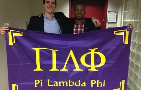 New Fraternity Pi Lambda Phi Aims to Eliminate Prejudice