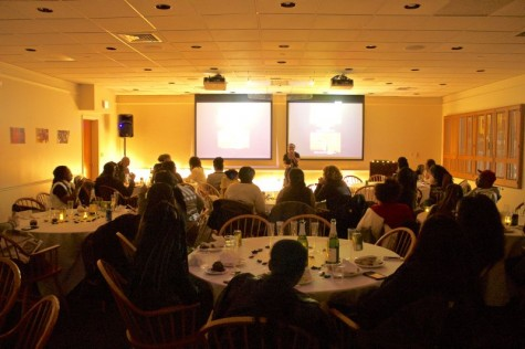 Black Student Union Hosts Spoken Word Event