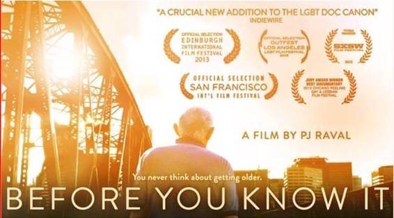 Before You Know It first premiered at South by Southwest in 2013, and has been featured at multiple festivals since.