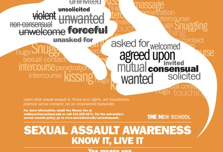 Pace Changes the Language of Sexual Assault