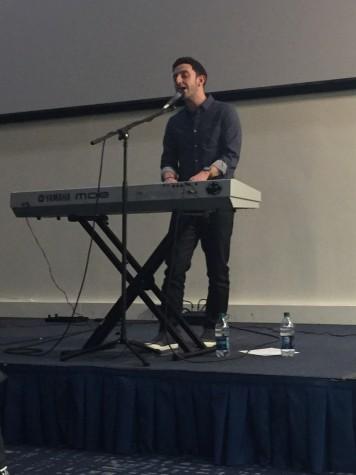 Programming Board's Happy Hour Hosts Musician Matt Beilis