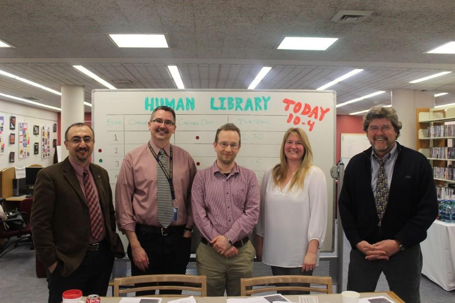 Mortola Library Celebrates Second Annual Human Library