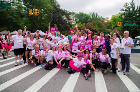 Susan G. Komen Holds Race For The Cure in NYC