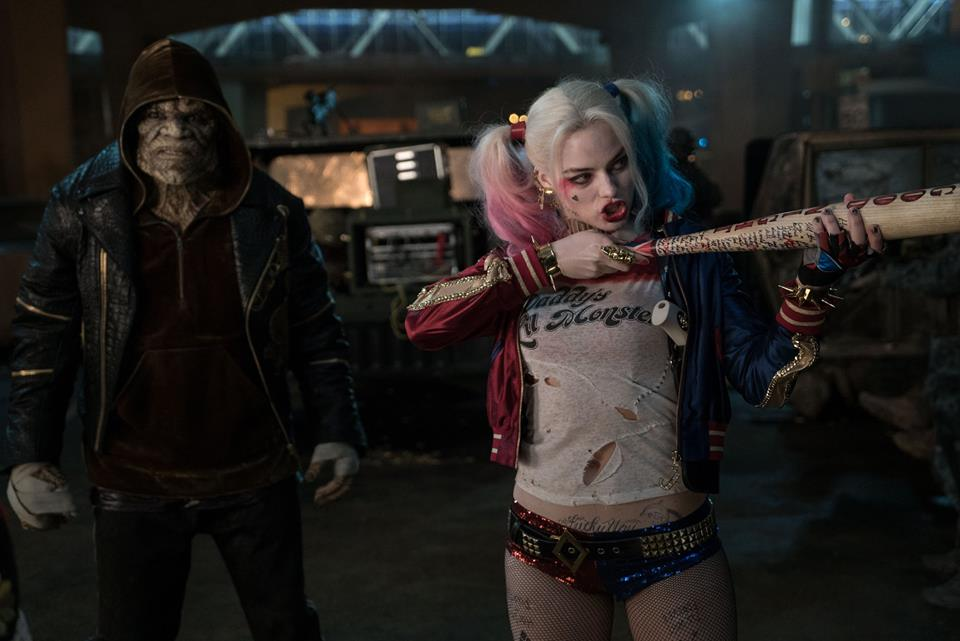 Harley Quinn portrayed by Margot Robbie. (Photo courtesy of Suicide Squad's Facebook page)