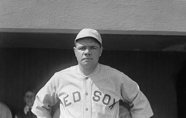 Babe+Ruth+in+his+Red+Sox+Uniform%0A%0A%28Courtesy+of+Pixabay%29