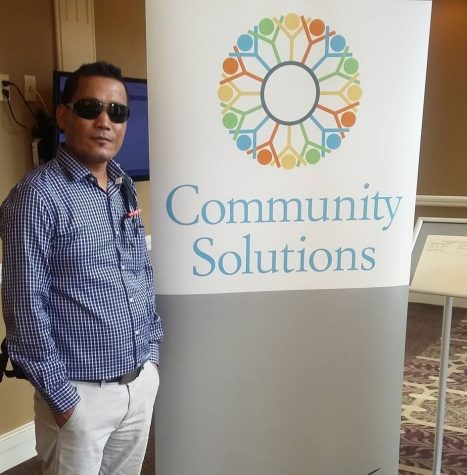 A Sales Manager's Mission to Push Development in Nepal