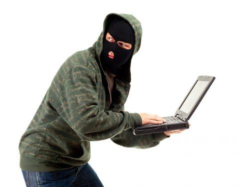 Professor's Laptop Allegedly Stolen From Office