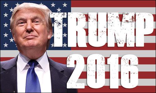 President-Elect Donald Trump (Photo courtesy of American Method.)