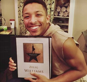 From The Wizard of Oz to Hamilton: Zelig Williams is Living his Dream