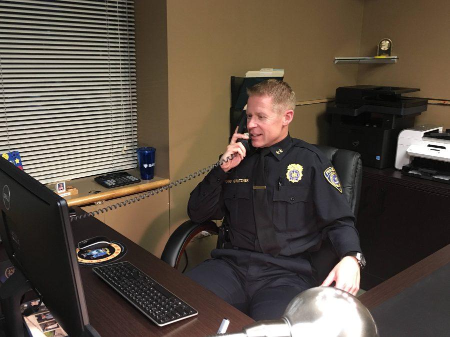 Pleasantville Police Chief Erik Grutzner: As Local as Local Gets