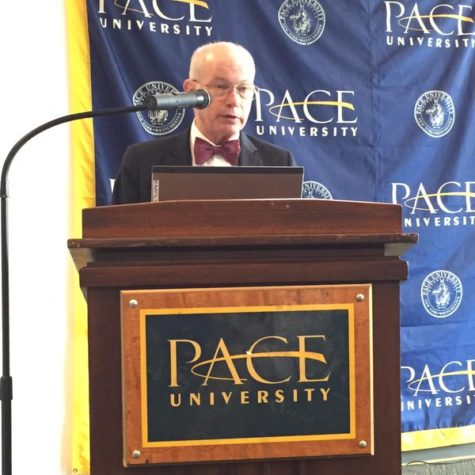 Professor Robert Klaeger Leaves Pace After 41 Years