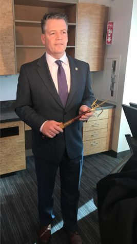 Senator Terrance Murphy Works to Pass Pace Legislation