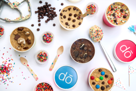 You Can Now Eat Cookie Dough By The Scoop