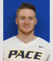 Wyatt Barfoot. Photo courtesy of Pace Athletics.