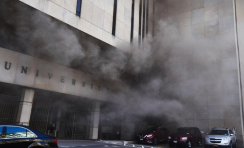 New York City Campus Fire Causes Pace to Cancel Class