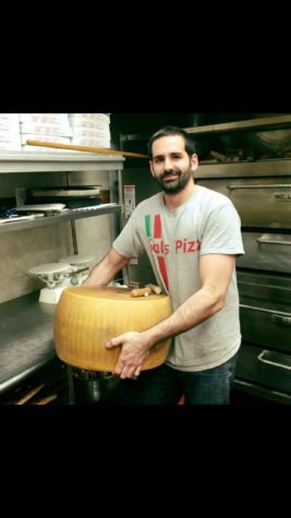 Daniel Giardullo Bakes Pizza for Pace
