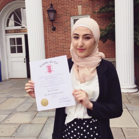 Senior Reflection: Nihal Al Qawasmi