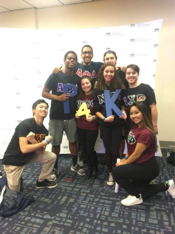 Greek Life Supports P4K in Wake of SGA Senate Changing Philanthropy