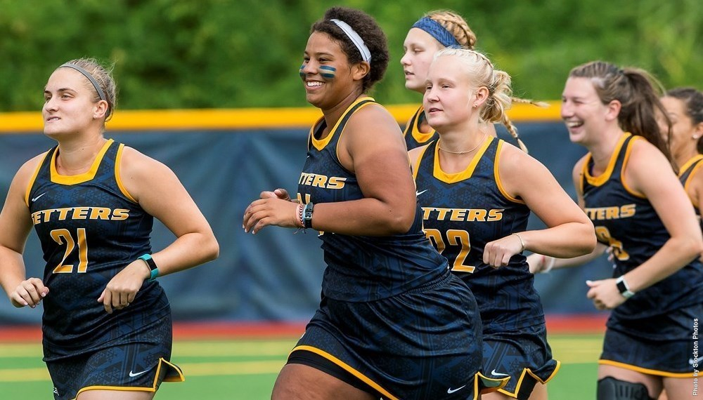 In just three seasons, the Pace Women's Field Hockey team has become one of the best teams in the nation. Photo Courtesy of Pace U Athletics.