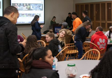 First Generation Social Brings Pace Students and Faculty Together