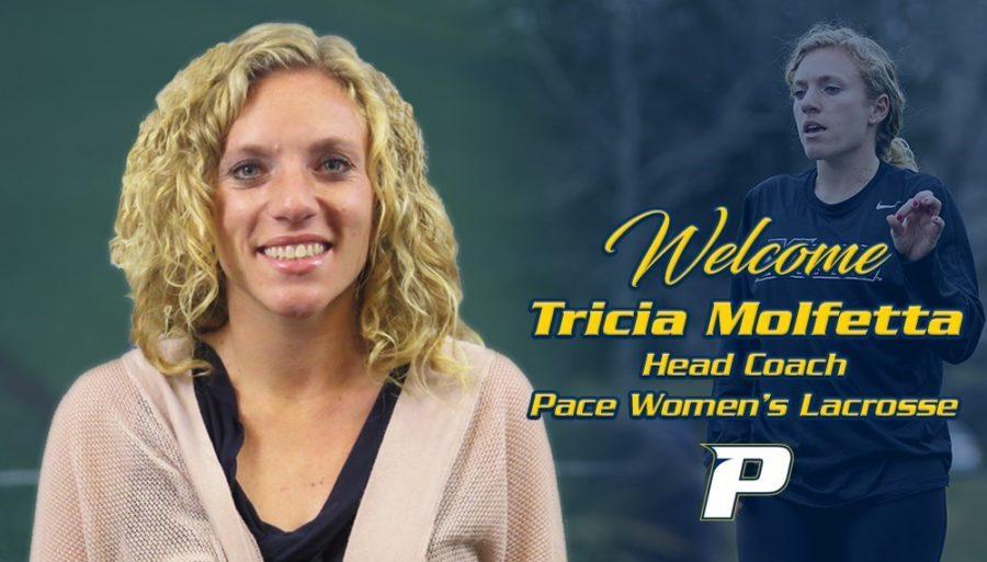 Meet New Women's Lacrosse Head Coach Tricia Molfetta