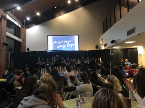 Phi Sigma Sigma Hosts Annual Sexy Legs Competition