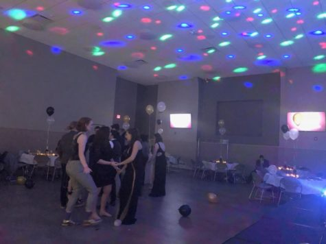 Pride Prom Brings Out the High School Senior in Pace Students