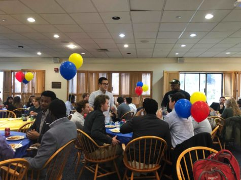 Alpha Chi Rho Shows Autism Throughout History During Annual Autism Dinner