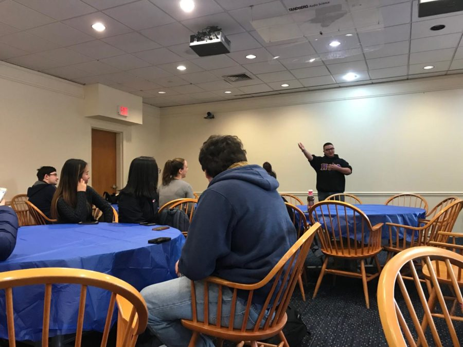 Hillel Club and ASU Host Passover Event