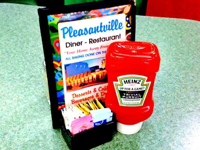The Pleasantville Diner is one of the many off-campus restaurants where students can satisfy their cravings.