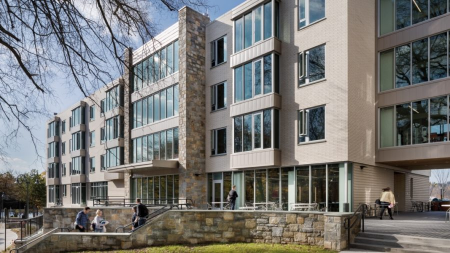 Elm+Hall+is+a+highly+coveted+residence+hall+many+on-campus+residents+would+like+to+reside+in.+The+rules+to+get+in+to+the+building+and+all+residence+halls+have+officially+changed.