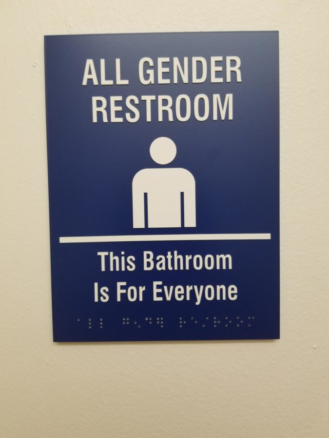 Pace+students+are+mixed+on+the+topic+of+all-gender+bathrooms+in+residence+halls.+