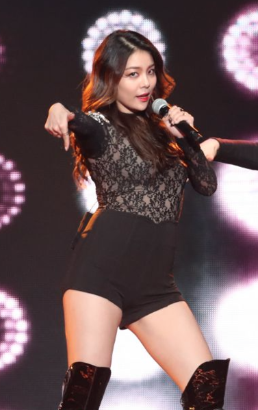 Singer Ailee has taken over the Kpop world, but before that she was just the average Pace student at on the Pleasantville campus.