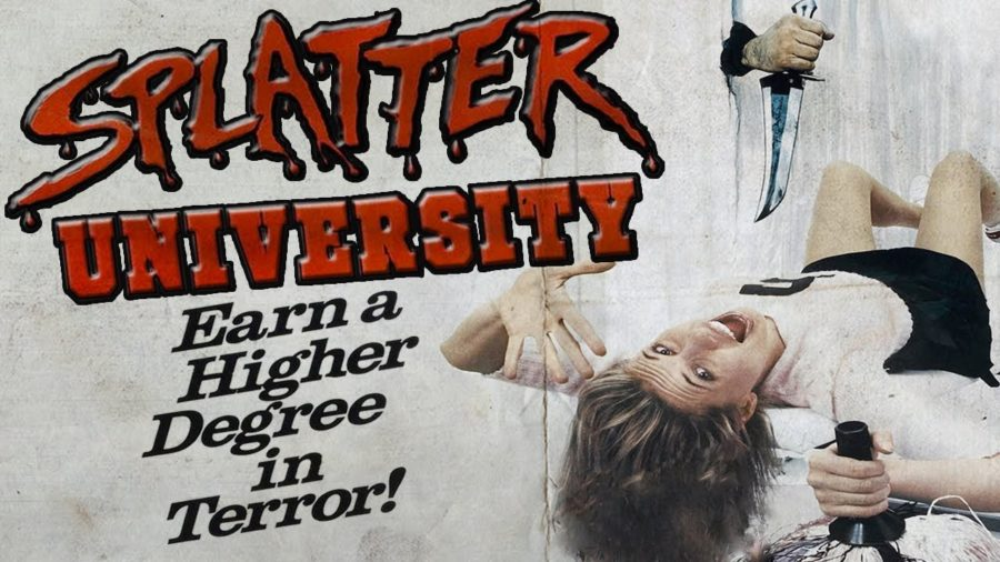 Splatter+University+is+so+cheesy%2C+that+it%27s+good.