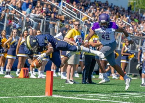 Most Wins in a Decade: Pace Football Midseason Review