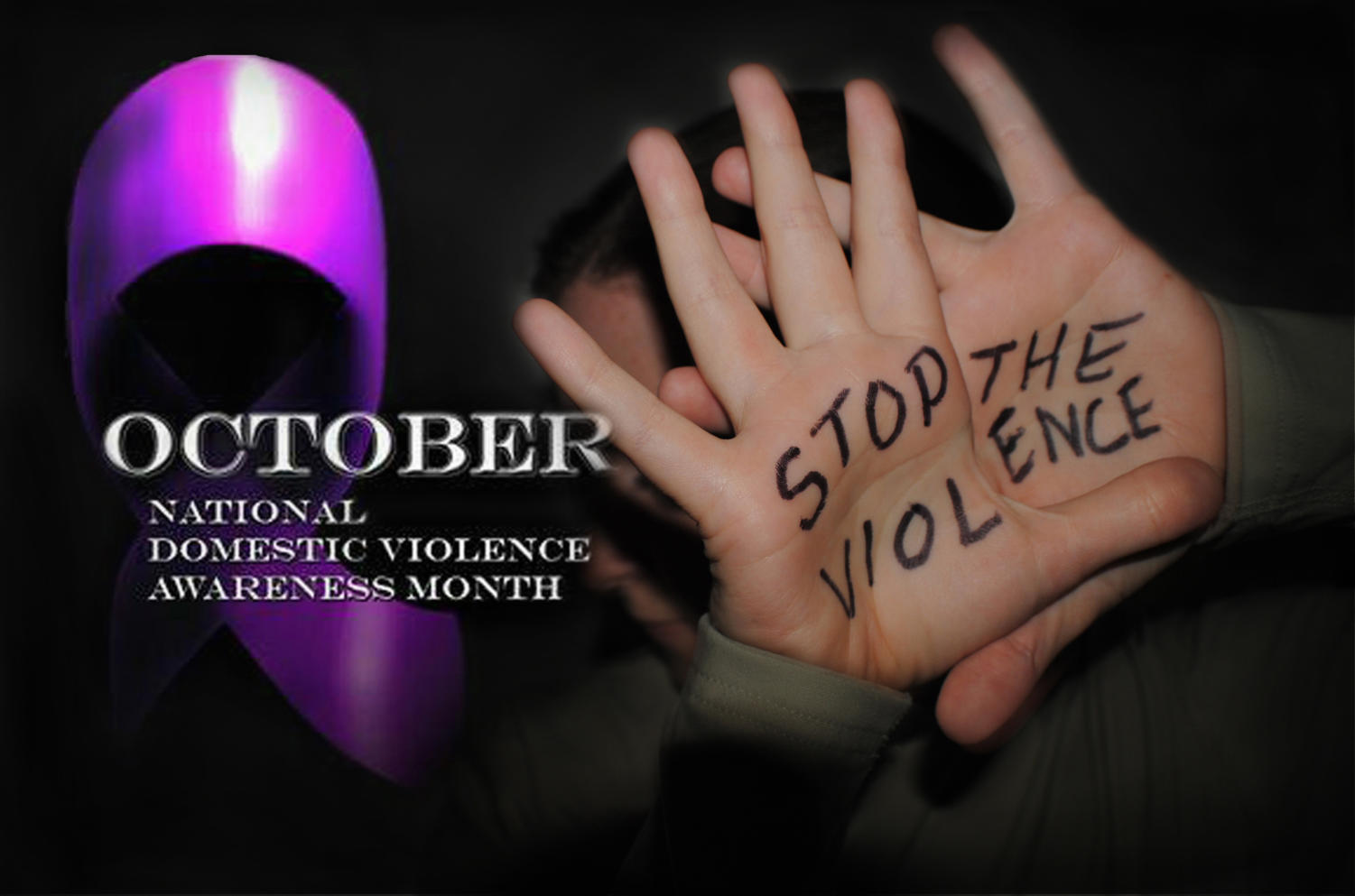 Domestic Violence Awareness Month is a time to acknowledge the staggering statistics on domestic abuse in the U.S.