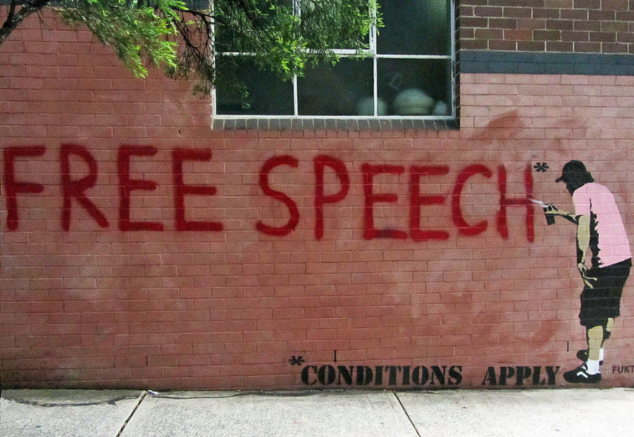 Freedom+of+Speech+week+celebrates+our+right+to+the+media+and+press.+