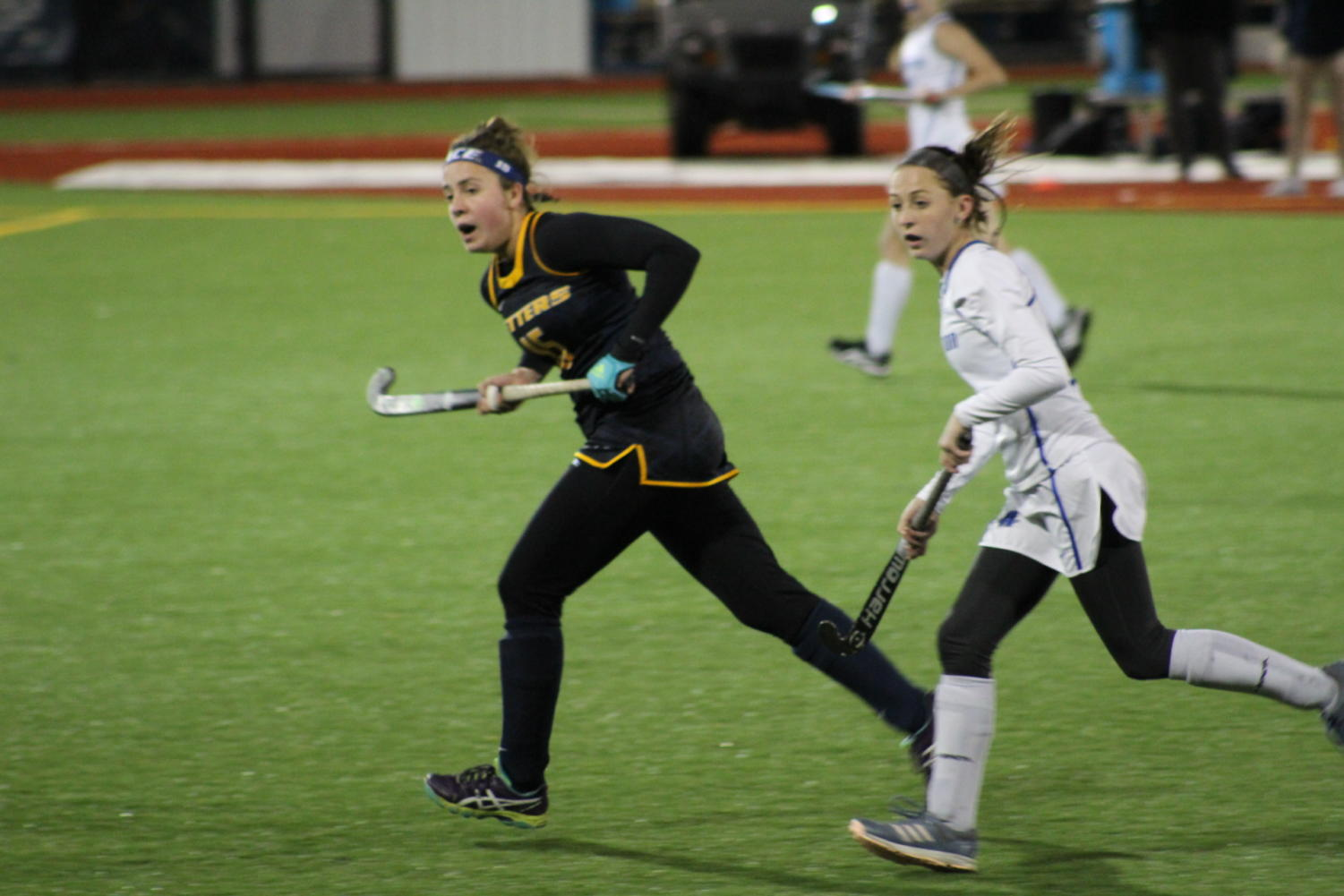 Nearly a year after Pace Field Hockey fell to Assumption in the quarter finals, history repeated itself again on Tuesday. However, the Setters season may not be over yet.
