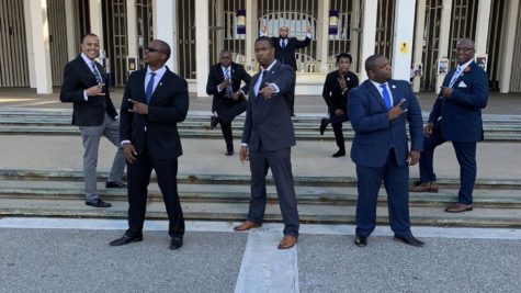 Phi Beta Sigma makes a comeback to Pace after 16 years