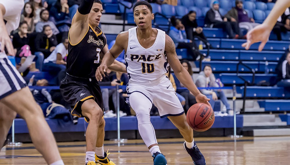 Sophomore guard Brandon Jacobs discussed the Setters' successful season thus far.