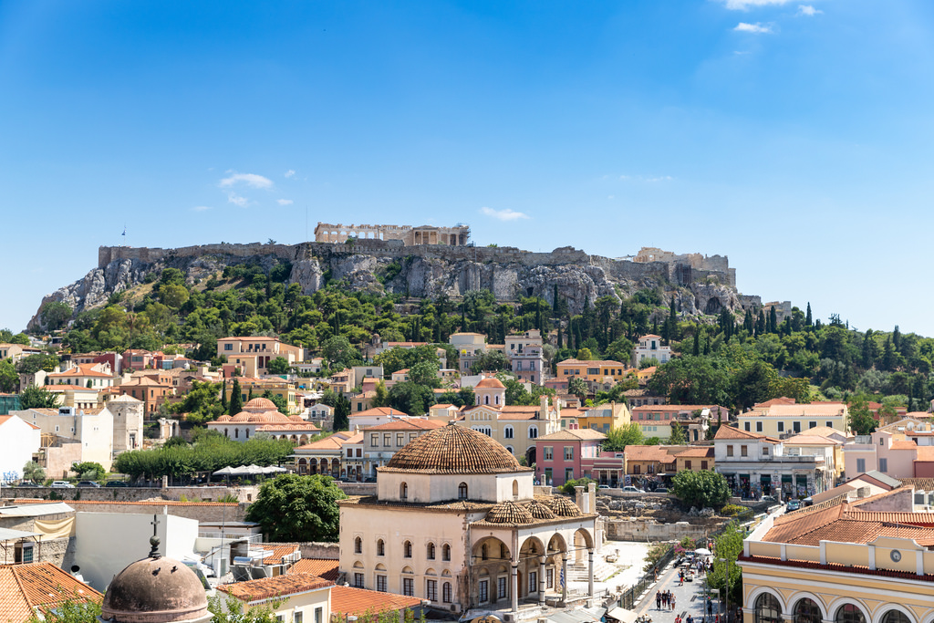 Athens, Greece will be the destination for students in the new study abroad math course.