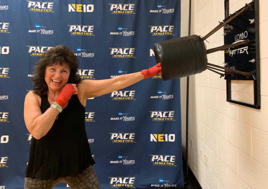 Kickbox with Joann: Feel the Burn and Want to Return