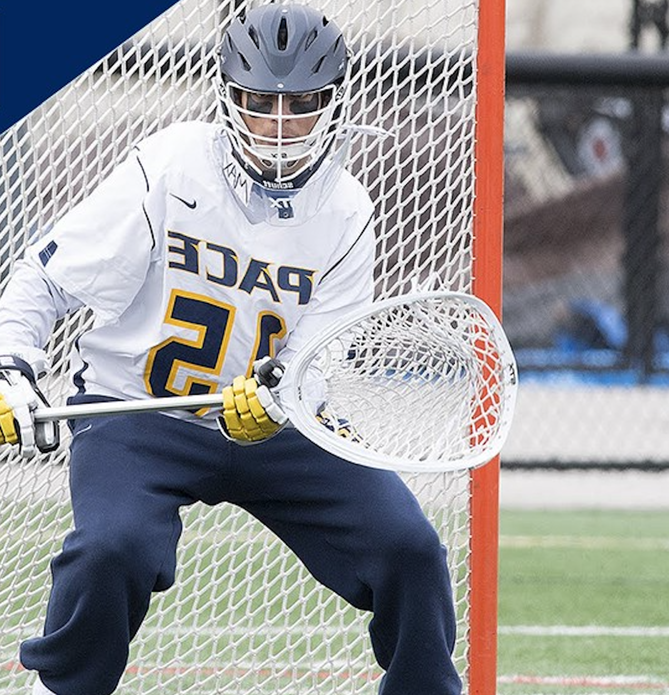 Ragusa was named NE10 Rookie of the Week on the week of March 5th, 2018.
